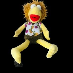 2017 Fraggle Rock Wembley Plush By Toyfactory